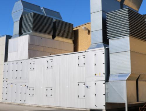 NB Ventilation og Munters sikrer kæmpe energibesparelser