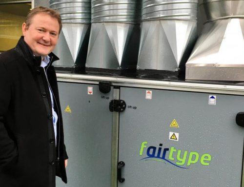 Produktivt samarbejde fører til klimavenligt ventilationsanlæg