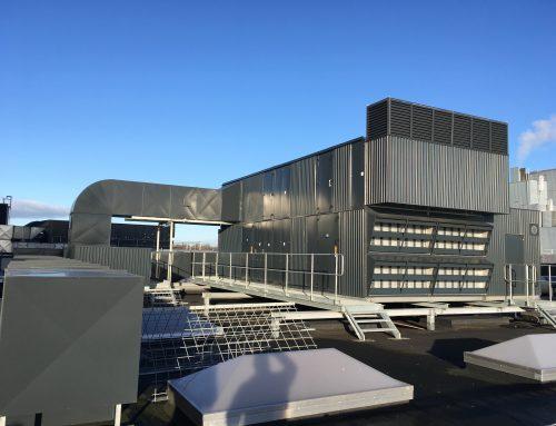 NB Ventilation leverer anlæg til Arla Arinco
